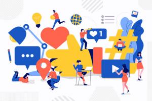 Social-Media-Engagement-dentist-seo